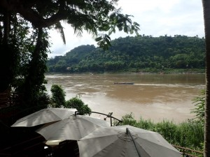 Elvepromenaden ved Mekong