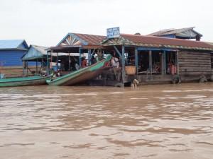 Båtreparasjon