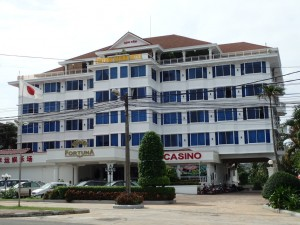 Kasino er tillatt i Kambodsja