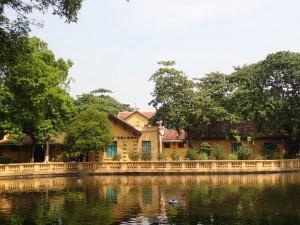 Ho Chi Minh's bolig