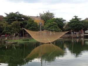 Tradisjonell fiskefelle