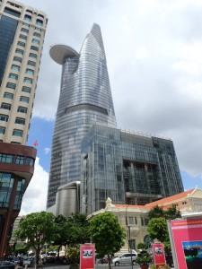 Det høyeste bygget i Ho Chi Minh City