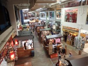 Inne fra Central Market