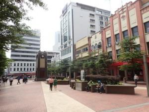 Central Square i Chinatown