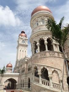 Bangunan Sultan Abdul Samad moskeen