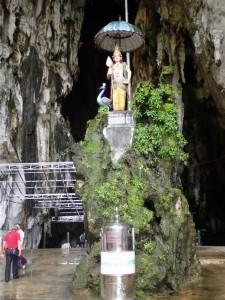 Inngangen til hulen