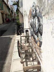 Trishaw (sett fra siden)