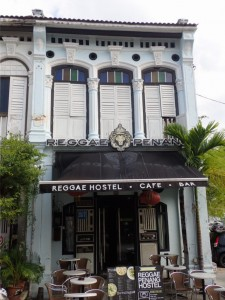 Reggae Hostel i George Town