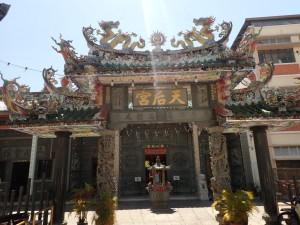 Tempel, Chinatown