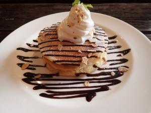 'Melaka Elvis', frokost ikke dessert...