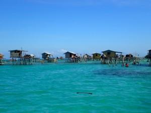 Landsbyen til sjøsigøynerne