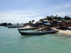 Lokale fiskebåter