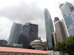 Singapore's skyskrapere
