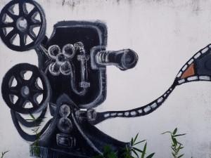 Snurr film (gatemaleri)