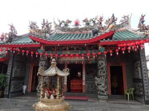 Tempel i Chinatown