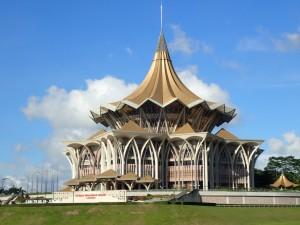 Sarawak State Assembly (offentlig bygning)