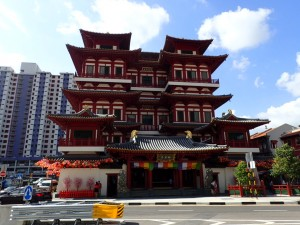 Buddha Tooth Relic Temple, Chinatown