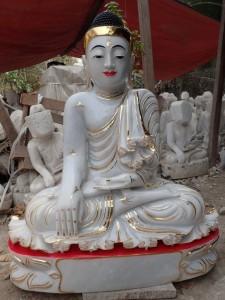 Ferdig statue