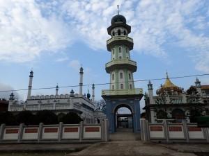 Den lokale moskeen