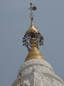 Toppen av Leimyethna Pahto