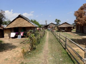 Lokal Shan-landsby