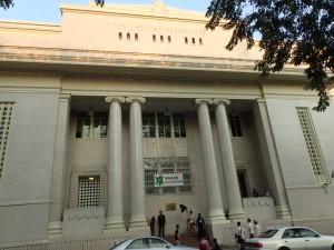 Børsen i Yangon