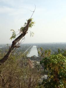 Utsikt fra Mandalay Hill