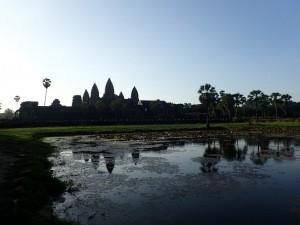 1. Kambodsja og Angkor Wat