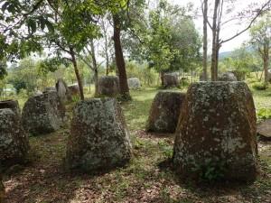 2. Laos. Steinkrukkene i Phonsavan