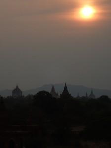 4. Myanmar og templene i Bagan