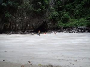 7. Thailand. Sjørøverhula på Ko Muk